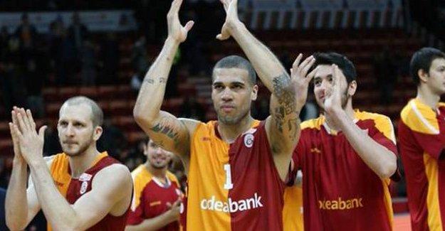 Galatasaray Odeabank yarı finalde