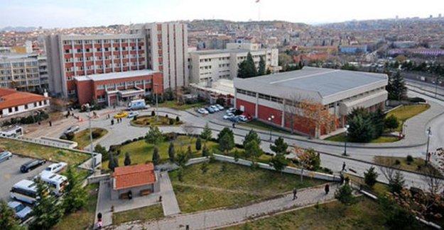 Hacettepe Üniversitesi'nde eğitime 2 gün ara