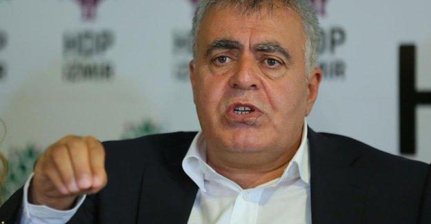 HDP'li Doğan: YÖK üyesi nefret suçu işledi