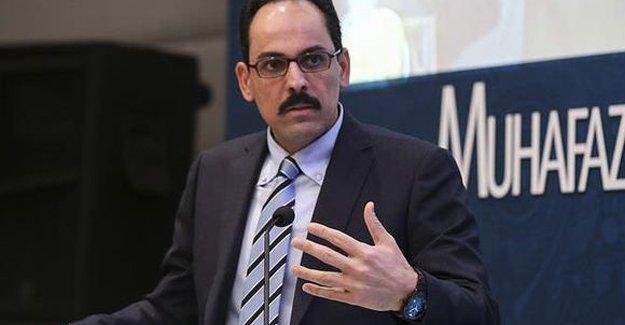İbrahim Kalın: Erdoğan'ın Obama ile görüşmesi için çalışılıyor