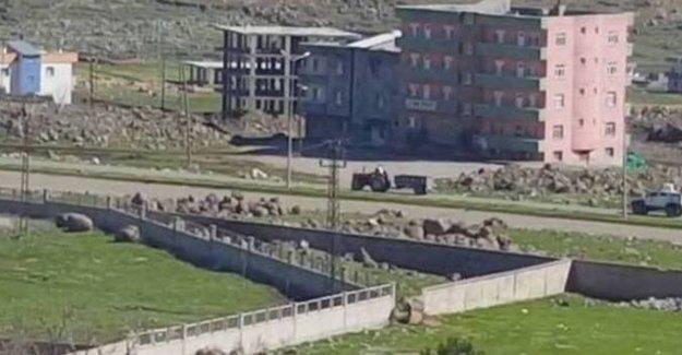 İdil'de 10 kişi öldürüldü, cenazeler römorkta taşındı!