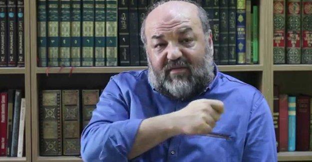 İhsan Eliaçık: Erdoğan'ı korkuları yönetiyor