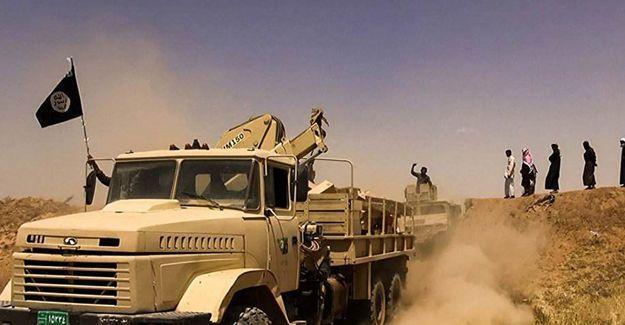 'IŞİD'in kimyasal silah birimi sorumlusu' yakalandı