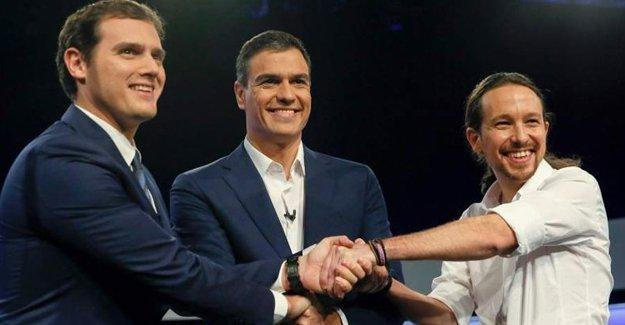 İspanya'da sol partiler hükümet kurmak için buluştu