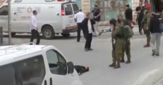 İsrail askeri yaralı Filistinli genci sokak ortasında 'infaz' etti; asker gözaltına alındı