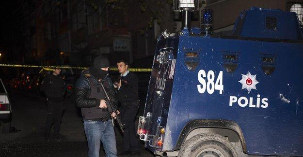 İstanbul'da silahlı saldırılar: Bayrampaşa, Okmeydanı, Sarıyer, TEM