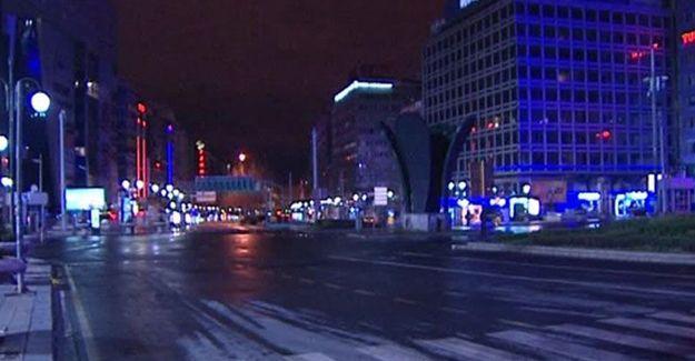 Kızılay Meydanı trafiğe açıldı