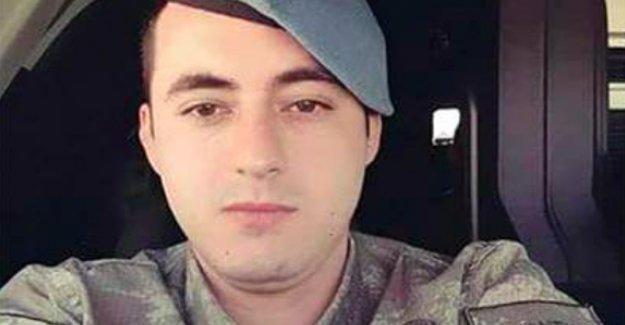 Nusaybin'de şüpheli asker ölümü
