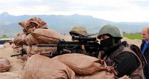 Nusaybin'de 1 asker öldü