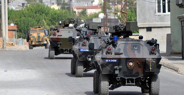 Nusaybin'de sokağa çıkma yasağı ilan edildi