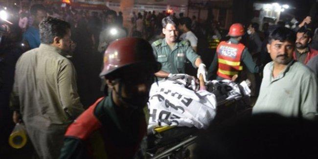 Lunaparkta patlama: 63 kişi hayatını kaybetti 300'den fazla yaralı var