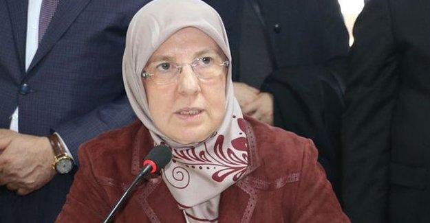 Ramazanoğlu: Tacize uğrayan çocukların cezalandırılmasını gündeme alacağız