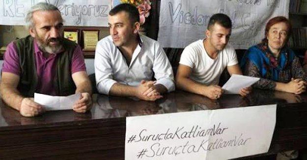 """Roboski'deki barış aktivistleri """"halkı askerlikten soğutmaktan"""" yargılanacak"""