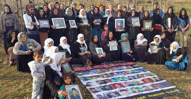 Roboski'deki 'Katliamlara Karşı Özyönetim' pankartına soruşturma