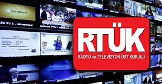 RTÜK'den 'mıncıklama' cezası
