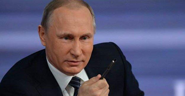 Putin: Türkiye teröristlerle temas halinde