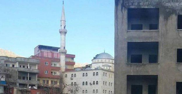 Şırnak'ta cami bombalandı