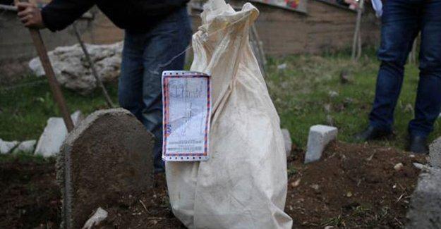 Şırnak'ta kışla bahçesinde 4 kafatası bulundu