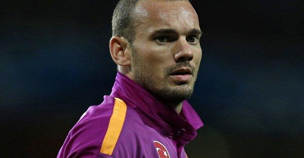Sneijder: Umarım İstanbul'a döndüğümüzde herşey bitmiş olur