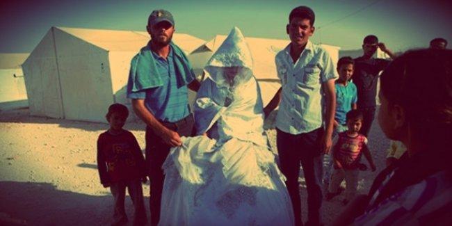 Tabipler Birliği: Çocuk yaştaki Suriyeliler para için evlendiriliyor