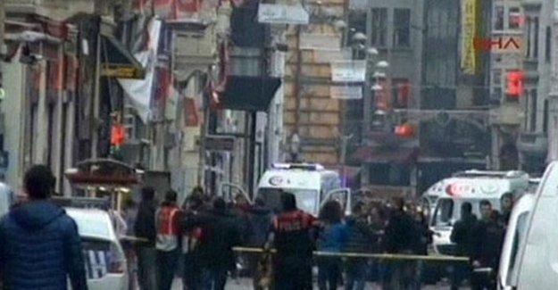 Taksim'deki patlamaya ilişkin yayın yasağı getirildi