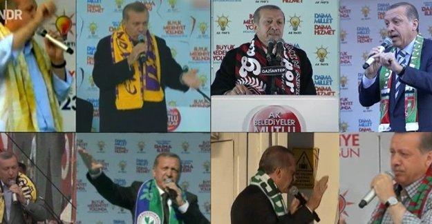 Türkiye Alman televizyonundan 'Erdoğan videosu'nun silinmesini istedi