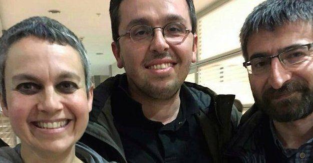 Tutuklu akademisyenler Muzaffer Kaya ve Kıvanç Ersoy Silivri'ye sevk edildi