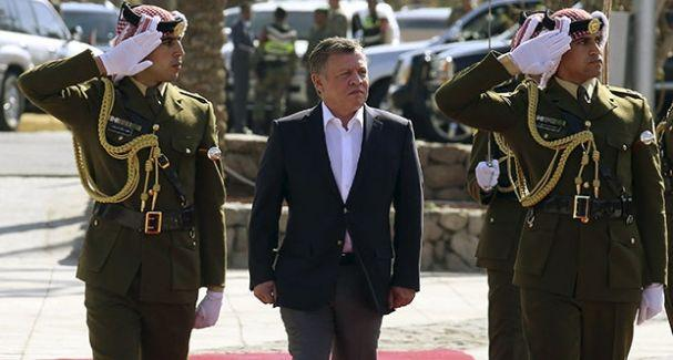 Ürdün: Türkiye cihatçıları destekliyor