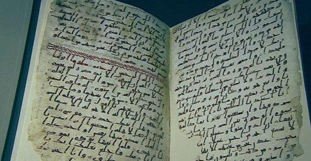 1300 yıllık el yazması Kuran'ın tamamı internette yayımlandı