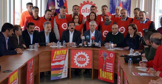 1 Mayıs'ın Bakırköy programı belli oldu