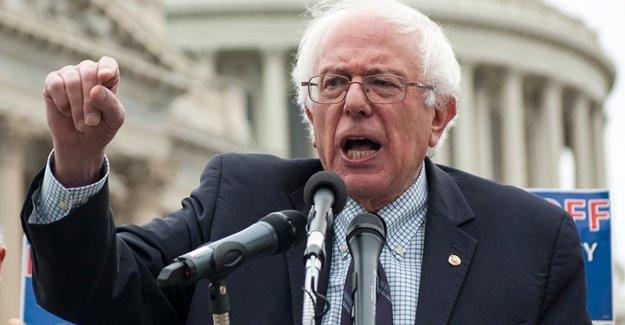 """ABD Başkan Adayı Bernie Sanders'tan """"ahlaklı ekonomi"""" çağrısı"""