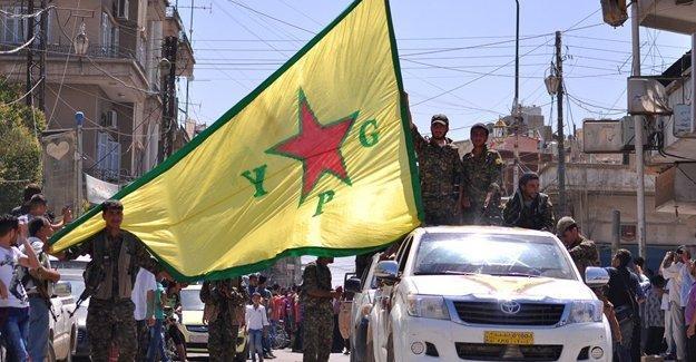 ABD: YPG'yi terör örgütü olarak tanımıyoruz