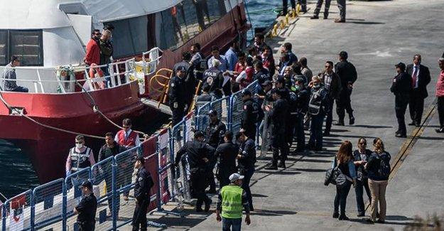 Af Örgütü: Türkiye'nin sığınmacıları geldikleri ülkelere iade etmesi yasadışı