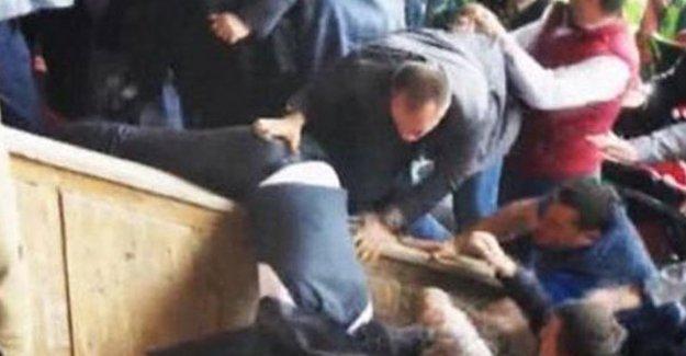 Amedspor yöneticilerine linç girişiminin cezası belli oldu