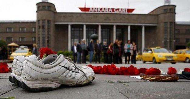 Ankara Katliamı'yla ilgili aranan bir kişi Antep'te yakalanarak gözaltına alındı