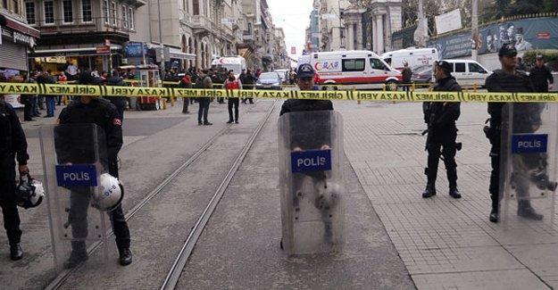 Aranan IŞİD'liler Antep'te yakalandı