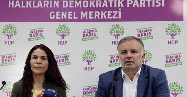 Ayhan Bilgen: AKP dokunulmazlıkları başkanlık süreci testine dönüştürdü