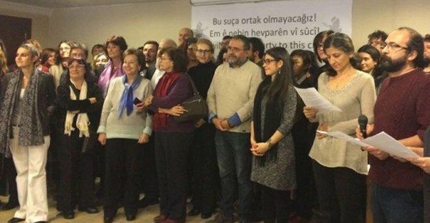 Barış akademisyenlerinin soruşturmasında yetkisizlik kararı