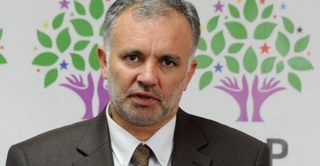 HDP Parti Sözcüsü Bilgen, Erdoğan'ın iç tüzük talimatını değerlendirdi