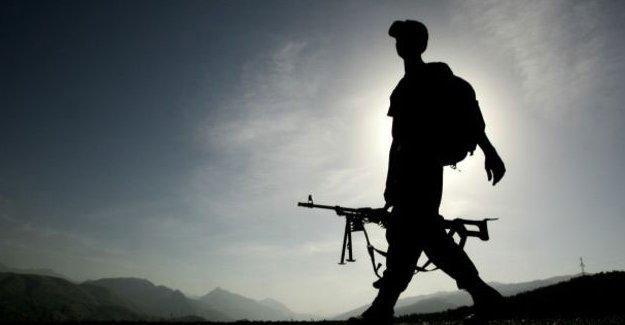 Bismil'de bir asker hayatını kaybetti