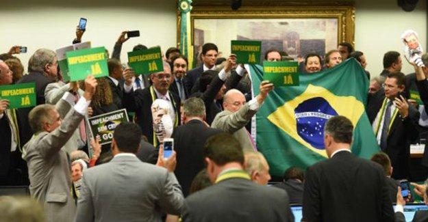 Brezilya Cumhurbaşkanı'na soruşturma talebi