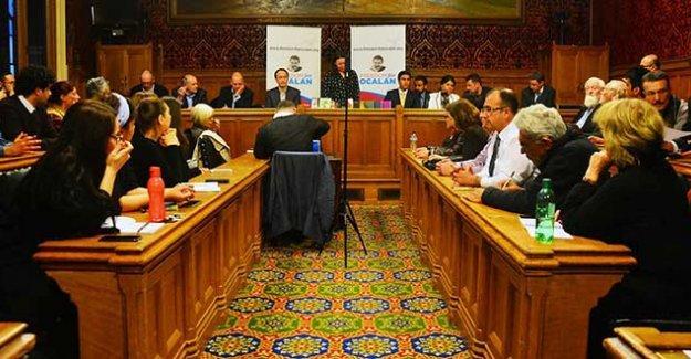 Britanya Parlamentosu'nda Öcalan toplantısı: Kürtlerin tek dostu artık sadece dağlar değil