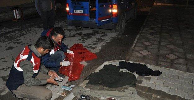 Carablus'tan Türkiye'e geçmeye çalışan 1 IŞİD'li öldürüldü