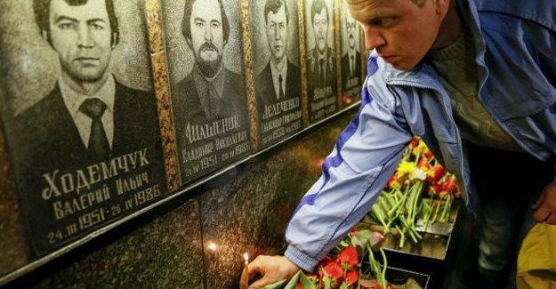 Çernobil felaketinin 30. yıldönümü