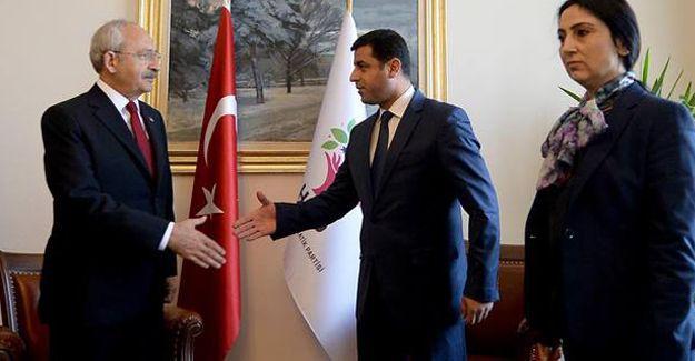 """""""CHP ile HDP  birlikte hareket etmeden Erdoğan rejimi yıkılabilir mi?"""""""