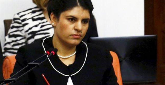Dilek Öcalan İngiliz Parlamentosu'nda konuşacak
