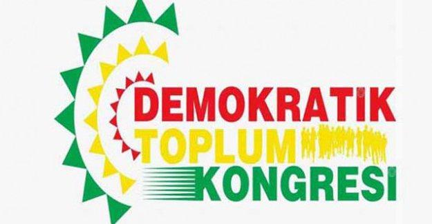 DTK: Ermenilere uygulanan soykırım, Kürtler üzerinde sürüyor
