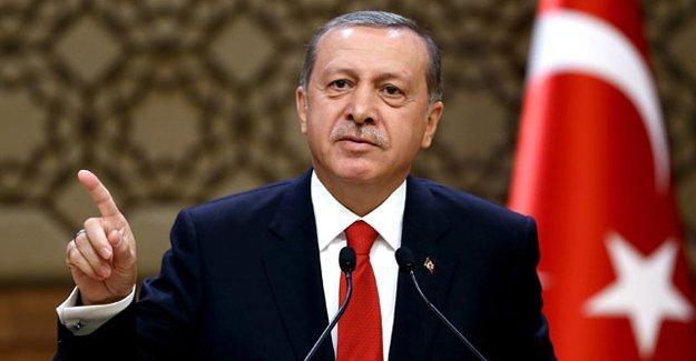Erdoğan: Benim en büyük rakibim bürokratik oligarşidir