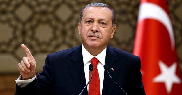 Erdoğan: Böyle dokunulmazlık olur mu?