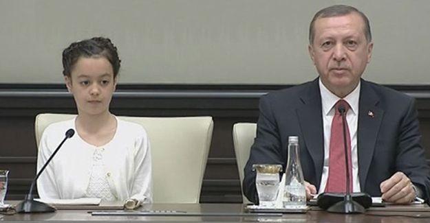 Erdoğan: Cumhurbaşkanımız tam bir Ensar